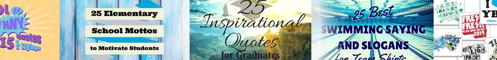 Graduation Quotes on IZA Design Blog