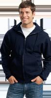 """Church Zip Hooded Sweatshirt"""