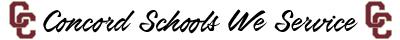 List of Concord Schools We Service - Go Patriots