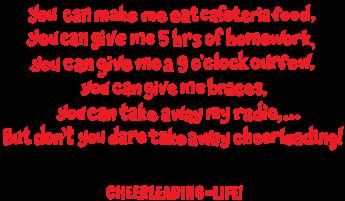 T Shirt Design Cheer Life Slogan Desn 826c1