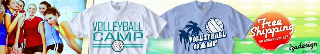 Custom Summer Camp T Shirt Designs