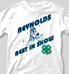 4-H Club Shirts - Best In Show cool-60b1