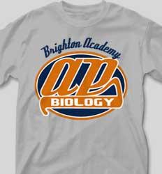 AP Biology Shirts - Speedway desn-495u3