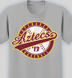 baseball shirt designs baseball logo desn 608b1 - T Shirt Logo Design Ideas