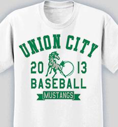 Baseball Shirt Design - Baseball Classic desn-625b1