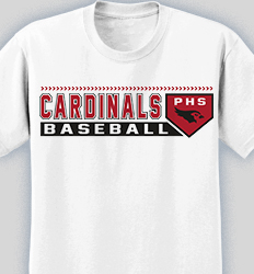 baseball shirt designs line drive sport desn 614l1 - Baseball T Shirt Designs Ideas