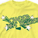 &quot;Custom Cheer Shirts - OC Premiere 683o4&quot;