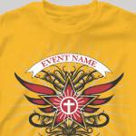 Church Design T Shirt - Guia 316g1