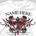 Church Design Shirts - Sagrado 311s1