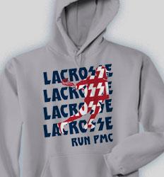 Lacrosse Hooded Sweatshirt- Detroit Rock City desn-889e7