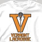 Lacrosse T Shirt - Victorious-349v1