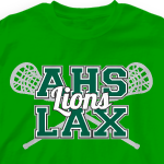 """Custom Team Lacrosse Shirts - LAX Stacked-350s1"""