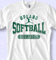 cool softball shirt design softball jersey desn 872s1
