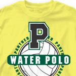 Water Polo T Shirt - Olympus 274o2