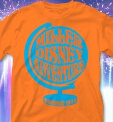 Disneyland Family Vacation Shirts - Leader Globe desn-914l3
