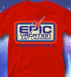 Disneyland Family Vacation Shirts - Epic Vacation cool-40e1