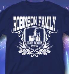 Disneyland Family Vacation Shirts - Primo Shield desn-499q1
