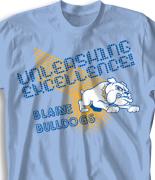 Elementary T Shirt  - Billboard desn-463b6