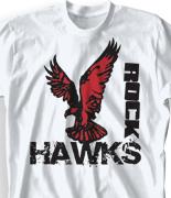 Elementary T Shirt Design - Mascot Fashion clas-590o7
