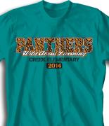 ElementaryT Shirt Design - Wild About desn-925w1