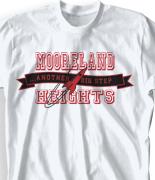 Elementary T Shirt Design - Jersey Banner clas-823l4