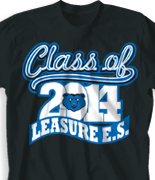 Elementary T Shirt Design - Best Class Ever desn-733c4