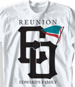 Family Reunion T Shirt - Seabound Reunion desn-405s1