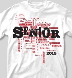 Graduation T Shirts - Segmenter desn-113s4