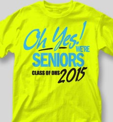 Graduation T Shirts - Oh Yes desn-738o2