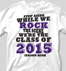 Graduation T Shirts - Statement clas-787w4
