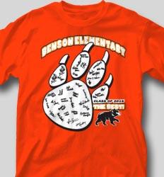 Graduation T Shirts - Grad Paw cool-82p1