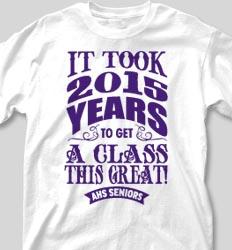 Graduation T Shirts - Senior Marquee Club desn-725s2