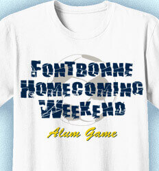 Homecoming T Shirt - Homecoming Castle clas-832h4
