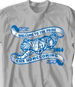 Homecoming T Shirt - Skynard clas-763s7