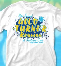 KeyLime Cove Shirt Design - Splat clas-521t4