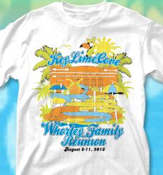 KeyLime Cove Shirt Designs - Key Lime Cove desn-716k1