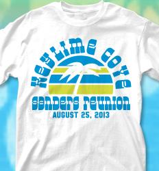 KeyLime Cove Shirt Designs - Sunset Sounds clas-660t6