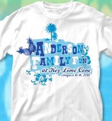 KeyLime Cove Shirt Design - Surf Paradise desn-48s5