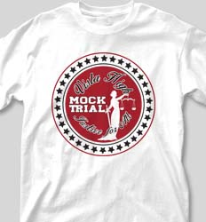 Mock Trial Shirts - United Trial cool-199u1