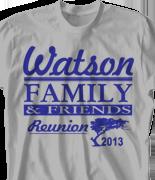 Mohonk Mountain Reunion T Shirt - Yorker desn-749y1