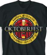 Oktoberfest T Shirt  - Oktober Classic desn-821o1