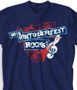Oktoberfest T Shirt  - Rockin clas-801s9