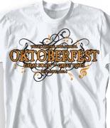 Oktoberfest T Shirt - Choir Groove desn-582c4
