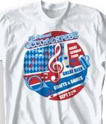 Oktoberfest T Shirt  - Jive desn-818j2
