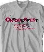 Oktoberfest T Shirt  - Crescendo desn-813c2