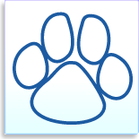 paw names signature template