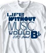 School Band Shirts - Dang desn-289e1