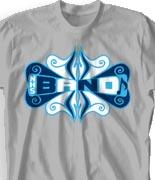 School Band Shirts - Groovy clas-559h4