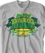 School Band Shirts - Master Class desn-633m5