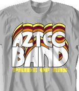 School Band Shirts - Skynard clas-792n9